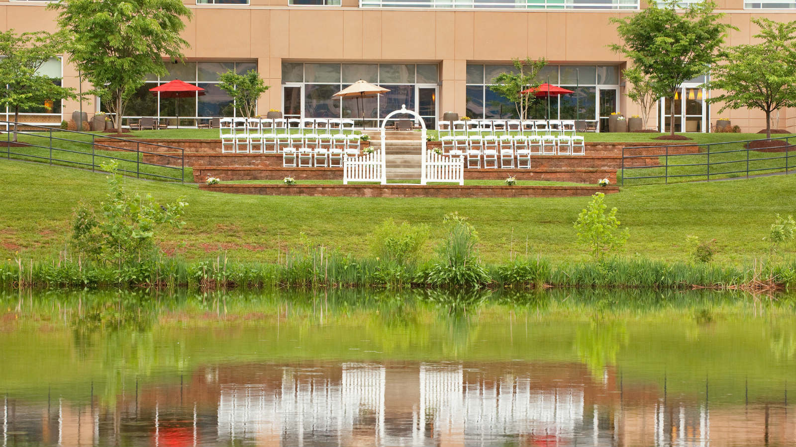 Wedding Venues in Northern Virginia - Outdoor Event Venues