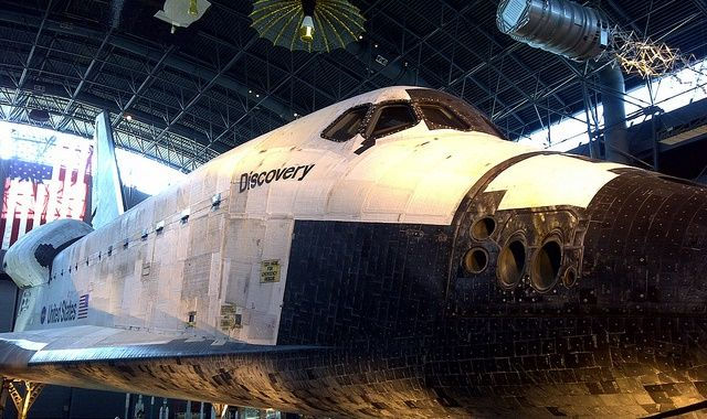 Things to do in Herndon, VA – The Udvar-Hazy Center