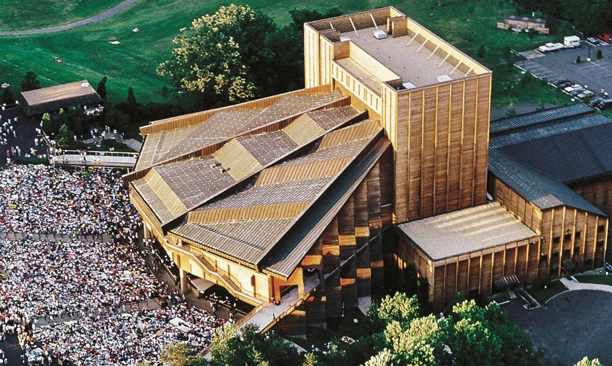 Things to do in Herndon, VA – Wolf Trap National Park for the Performing Arts